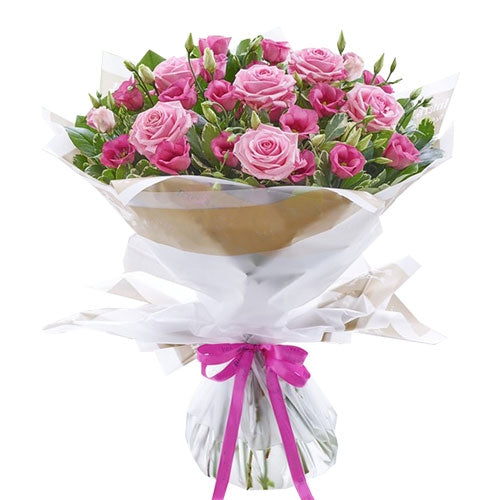 Pink Flowers For Her UAE