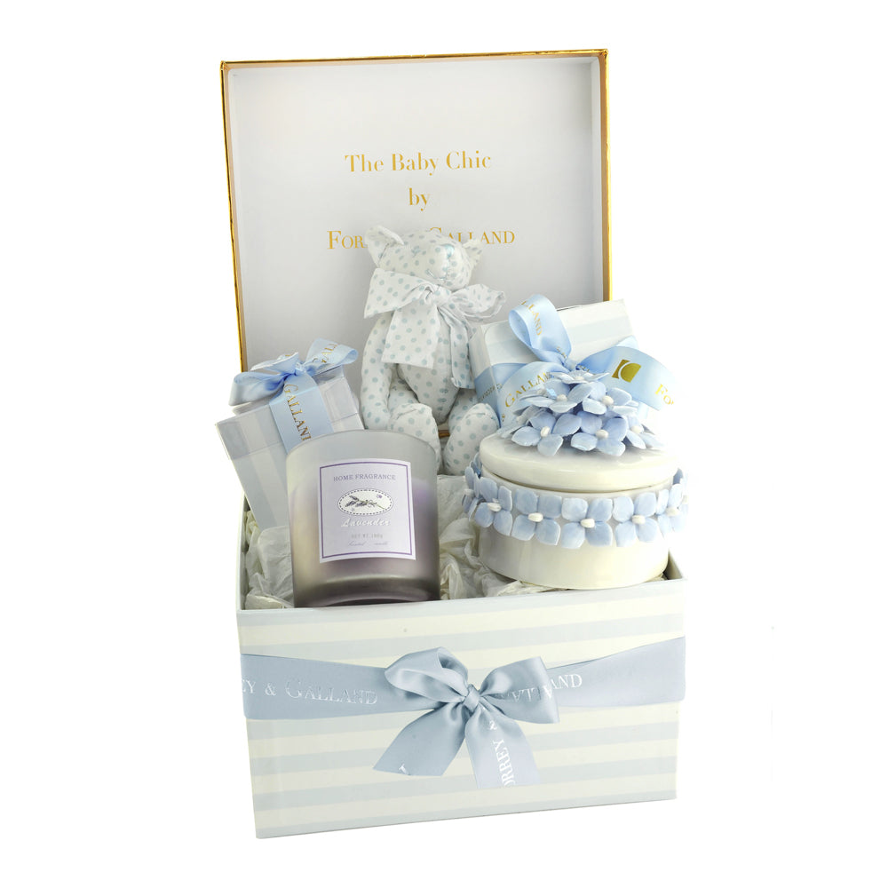New Born Baby Boy Gift Box