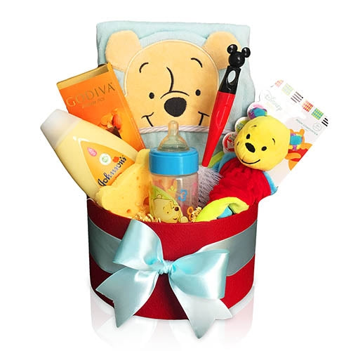 Newborn Baby Gift Baskets UAE