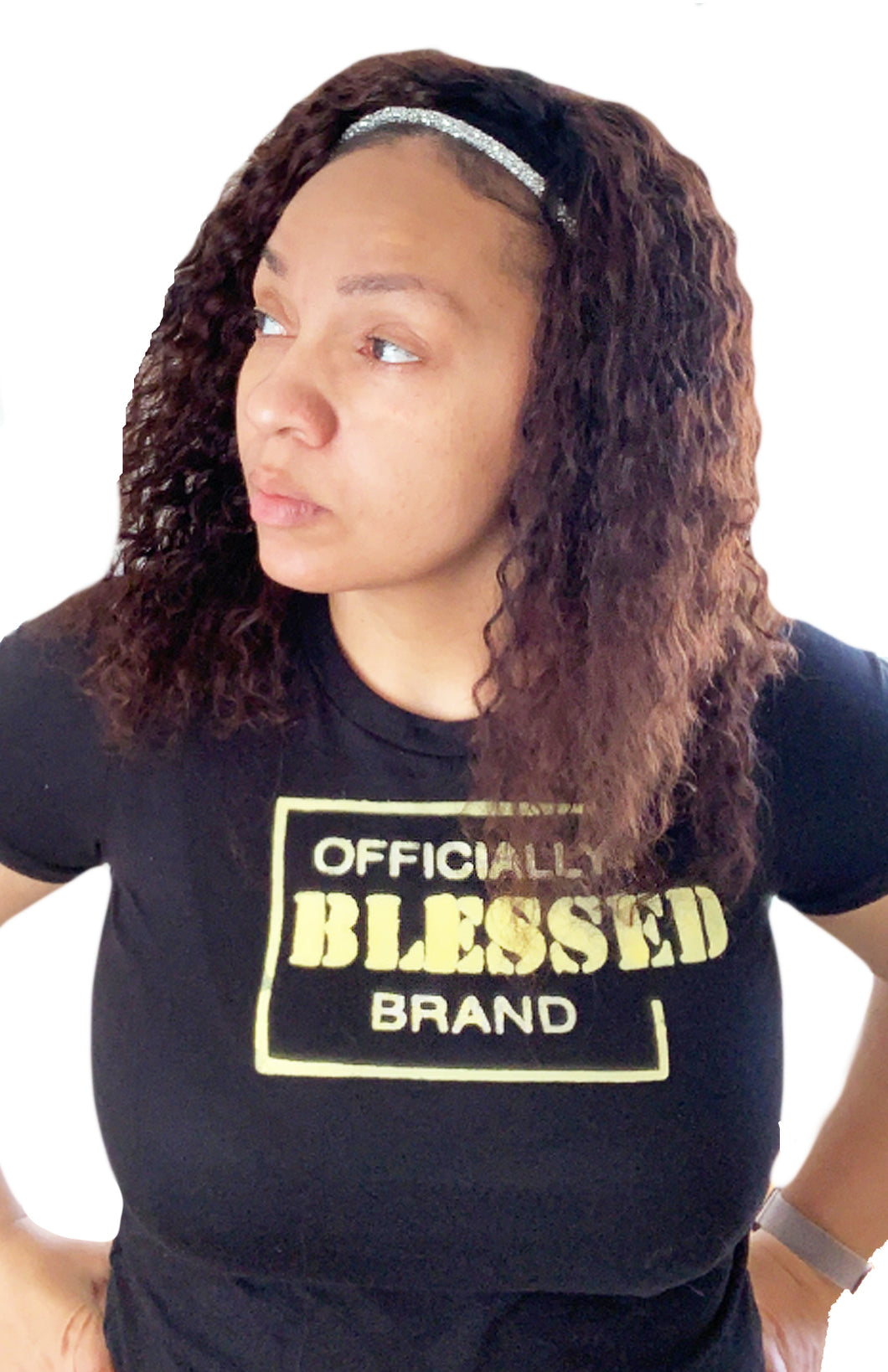 Officially Blessed Stamped Tee