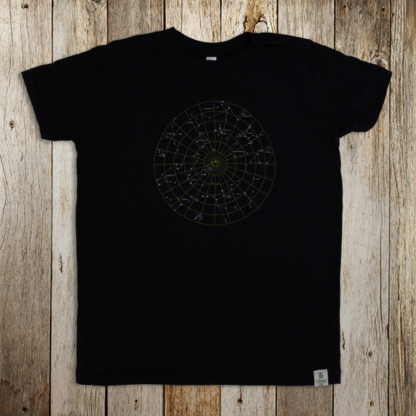 Astronomy Illustration Kid's Tee