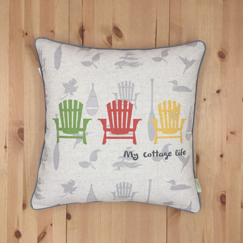My Cottage Life - Pillows