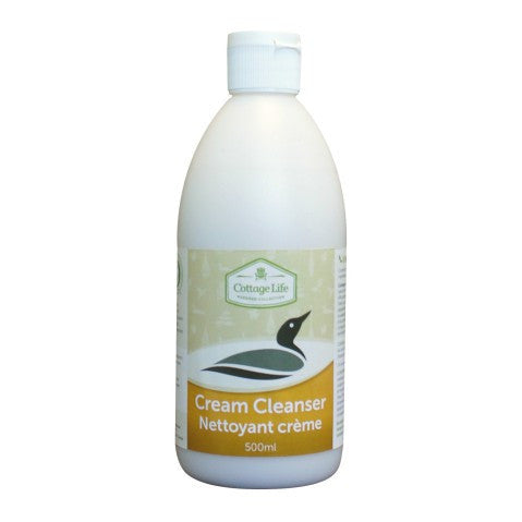 Cream Cleanser (500ml)