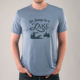 Go Jump In A Lake Tee