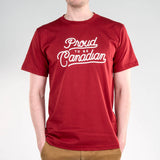 Proud to be Canadian Tee (Men's)