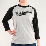 Haliburton Unisex Baseball T-shirt