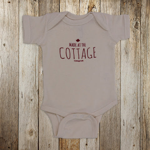 Made at the Cottage Baby Onesie