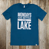Mondays are Better at the Lake Tee