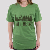 Never Not Cottaging Tee
