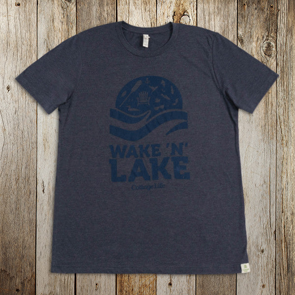 Wake 'n' Lake Tee (Men's)