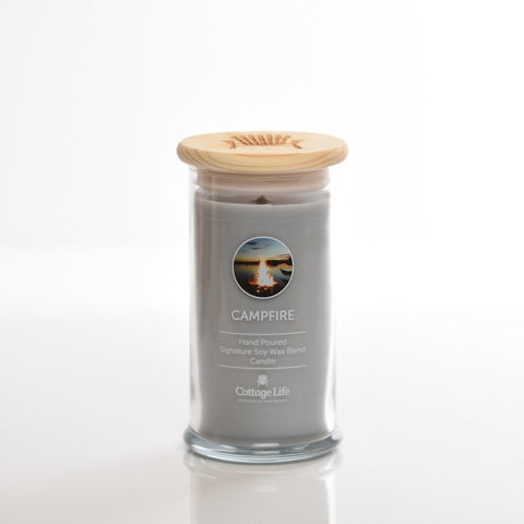 Campfire Candle, 16 oz.
