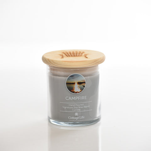 Campfire Candle, 8 oz