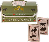 Cottage Life Playing Cards - POS
