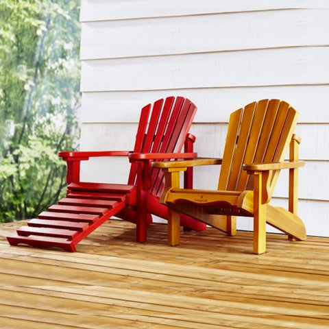 Muskoka Chairs + End Table