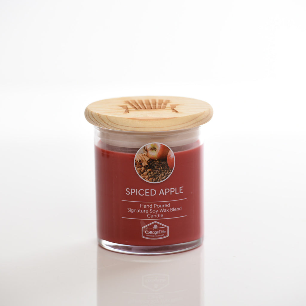 Spiced Apple Candle, 8 oz.