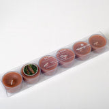 Set of 6 Tea Lights