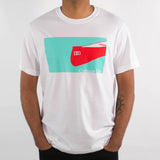 Wendy Tancock Illustrated Canoe T-Shirt (White)