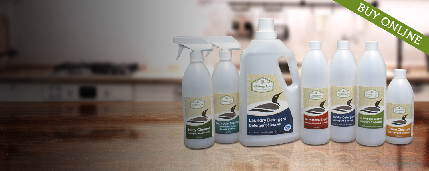 All Natural Cleaning Supplies