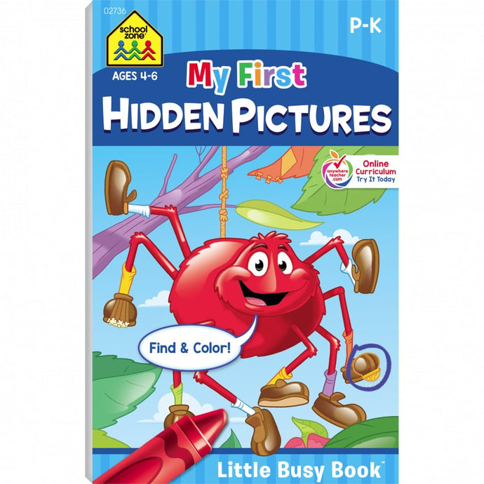 my first hidden pictures