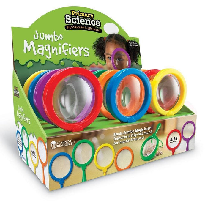 jumbo magnifying glass
