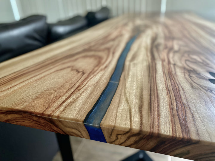 Custom Camphor Laurel Dining Table