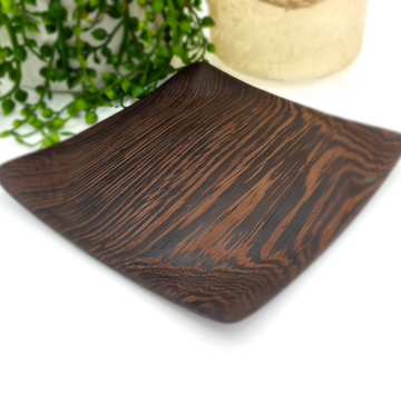 African Wenge Timber Plate