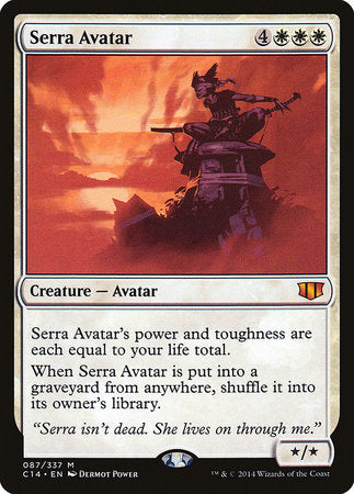 Serra Avatar [Commander 2014] | Goblets and Goblins