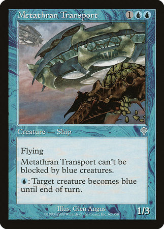Metathran Transport [Invasion] | Goblets and Goblins