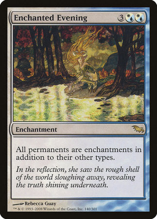 Enchanted Evening [Shadowmoor] | Goblets and Goblins