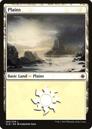 Plains (260) [Ixalan] | Goblets and Goblins