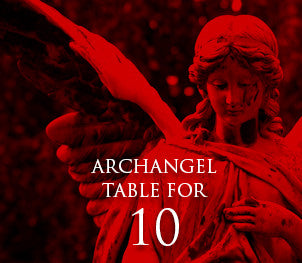 Archangel Table for Ten