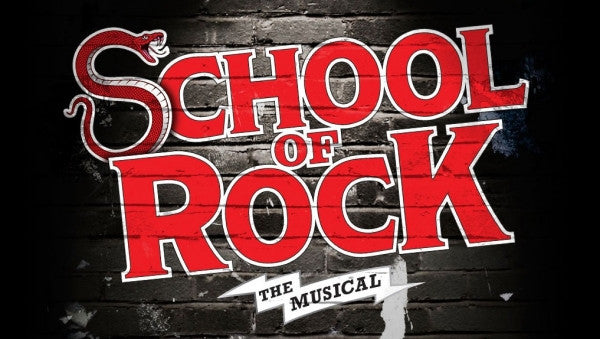 SCHOOL OF ROCK on Broadway!