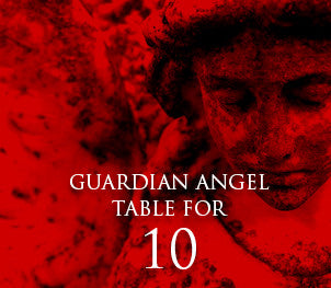 Guardian Angel Table for Ten