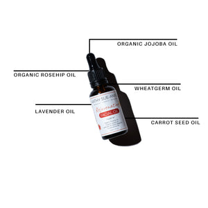 Organic Rejuvenating Facial Oil