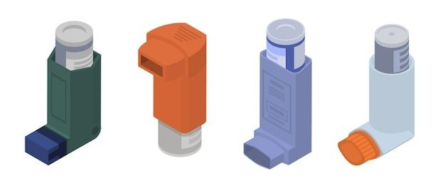 Inhaler for anxiety