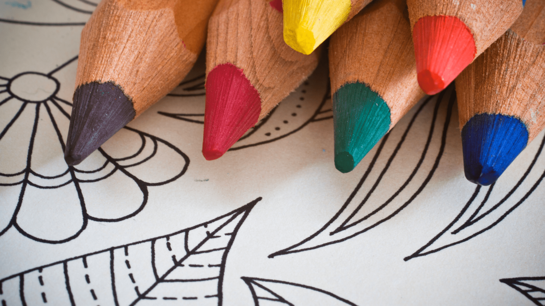 coloring for anxiety