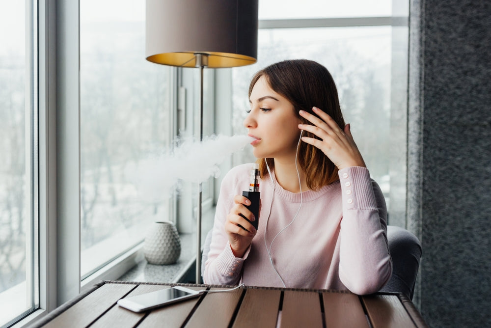 Does Vaping Help with Anxiety?