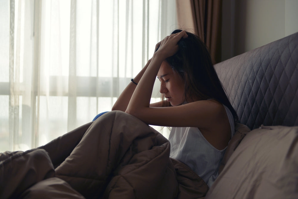 How to Calm Anxiety Before Bed