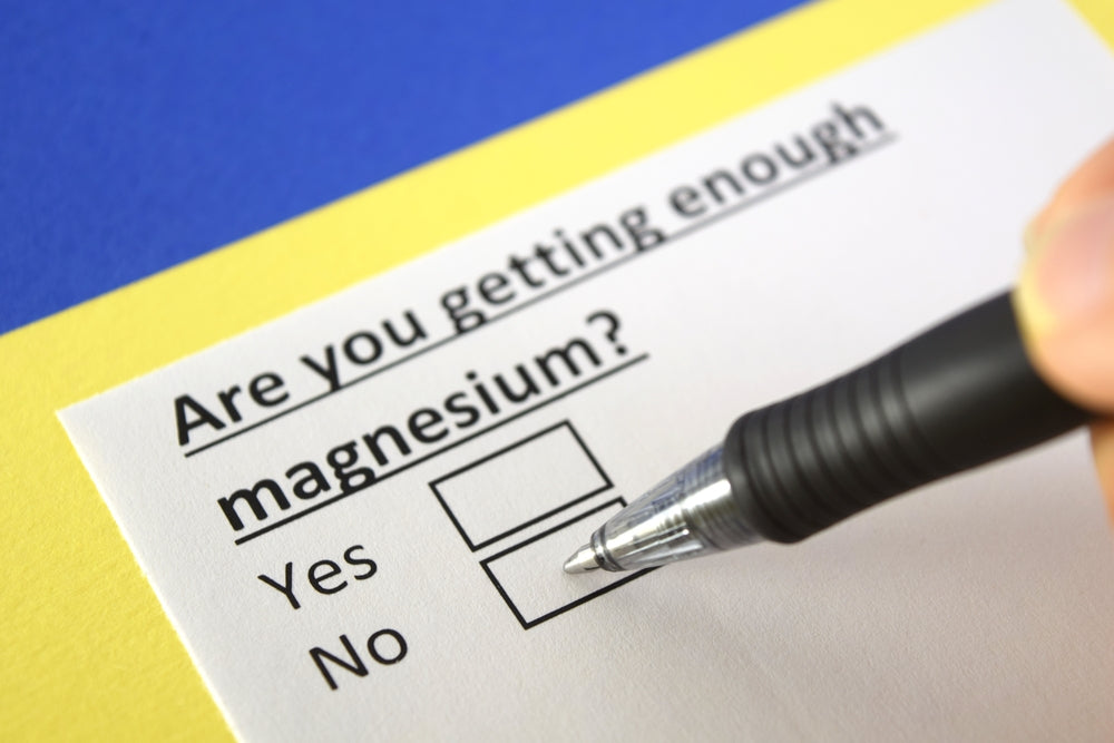 magnesium for anxiety