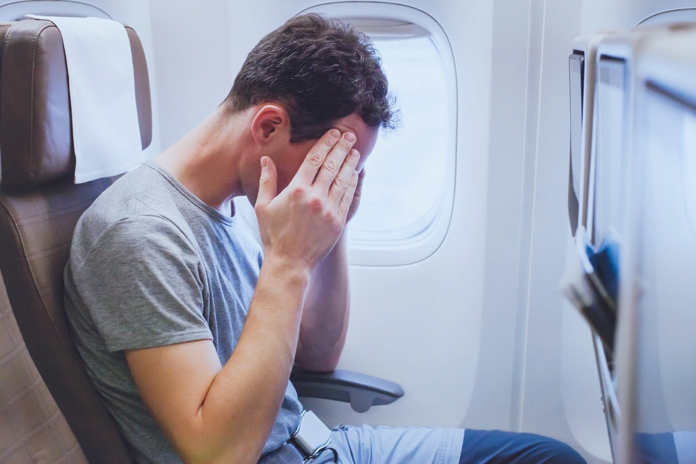 How to handle flight anxiety?