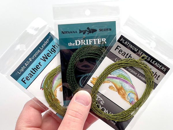 Choosing the Perfect Furled Fly Leader for Dry Fly Fishing