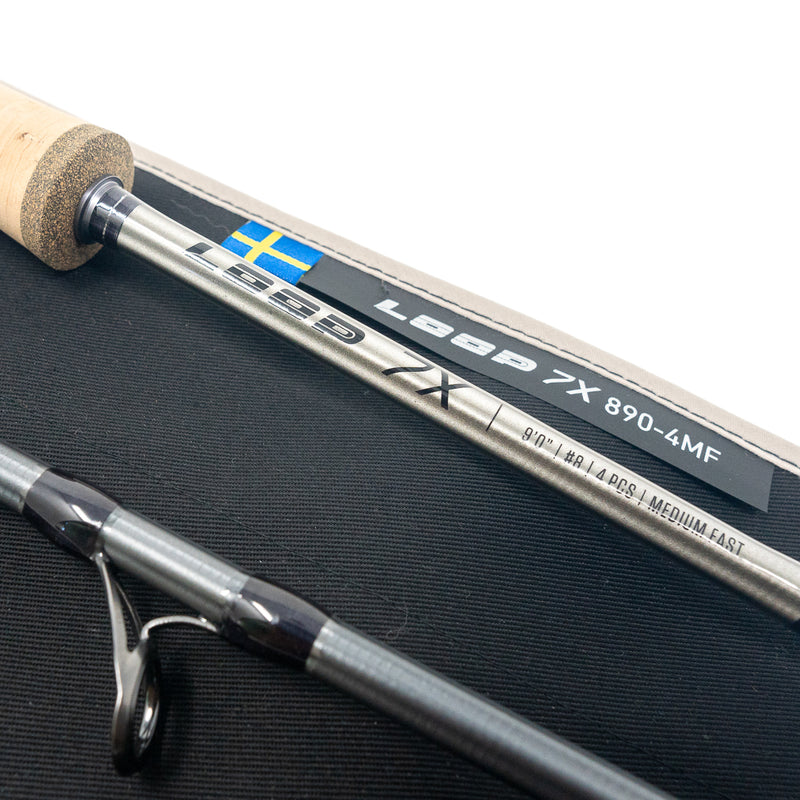 LOOP Tackle 7X Fly Rod - Single Hand Rods