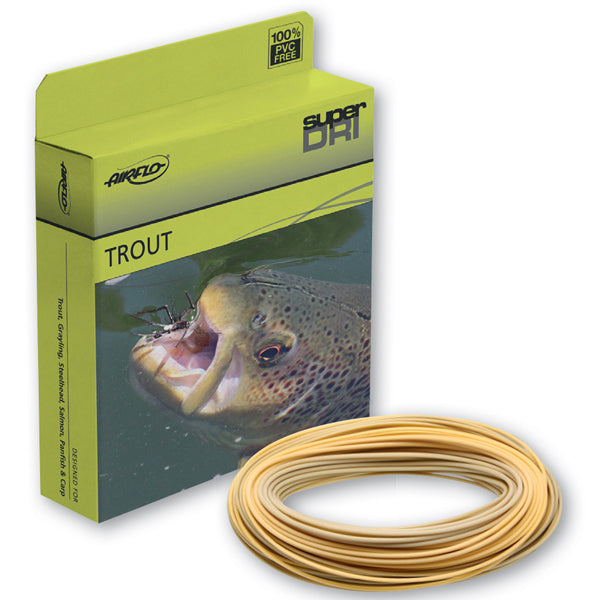 Super-DRI™ Elite DT Fly Line