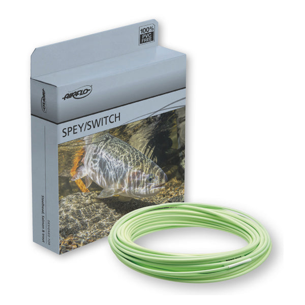 Airflo's Rage Compact Head Spey/Switch Floating Fly Line