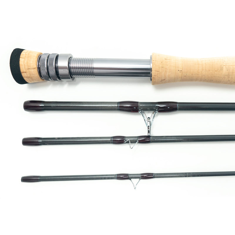 Red Truck Diesel 9wt 9ft Fly Rod, 4 Piece, 990-4