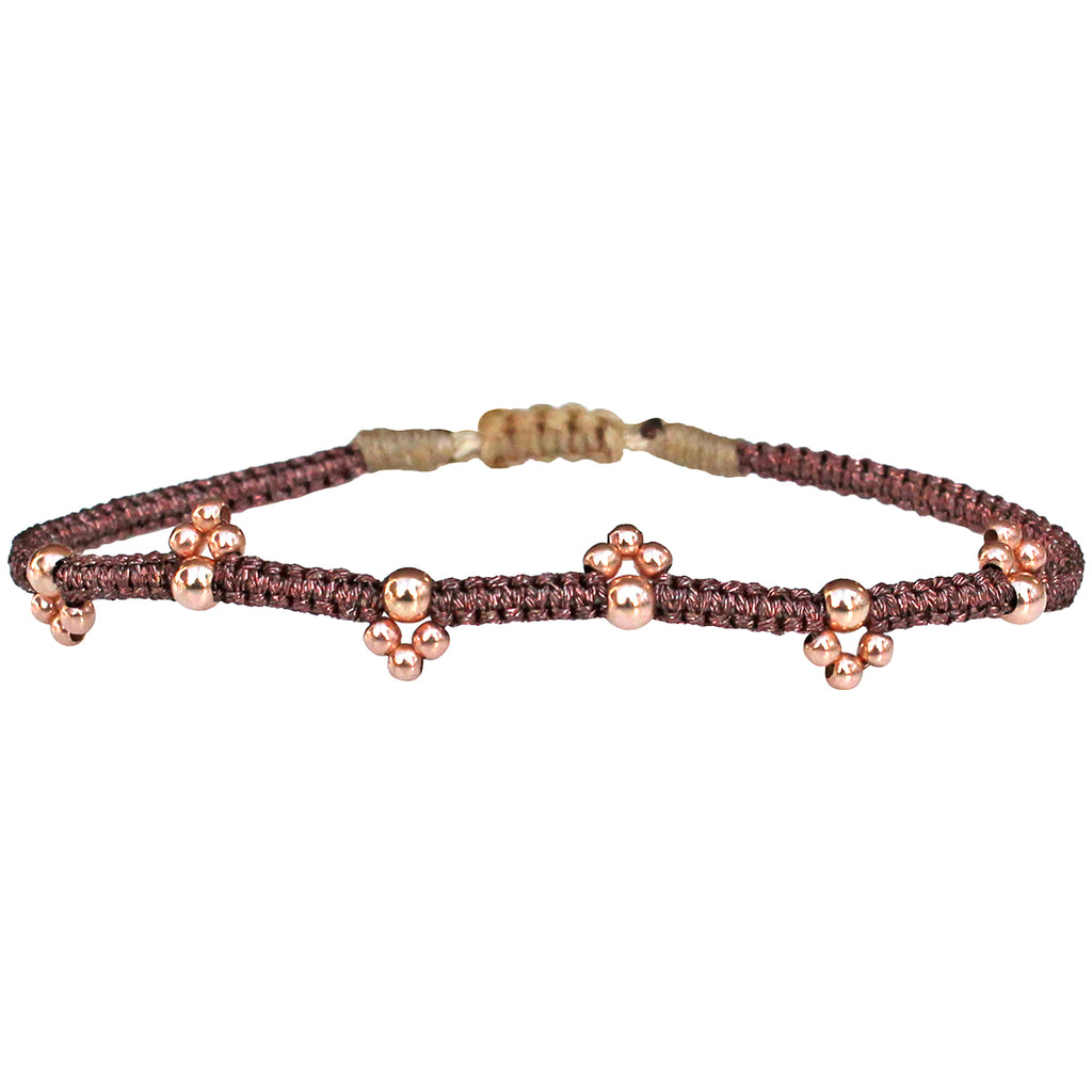 BLOOM BRACELET IN NEUTRAL COLORS