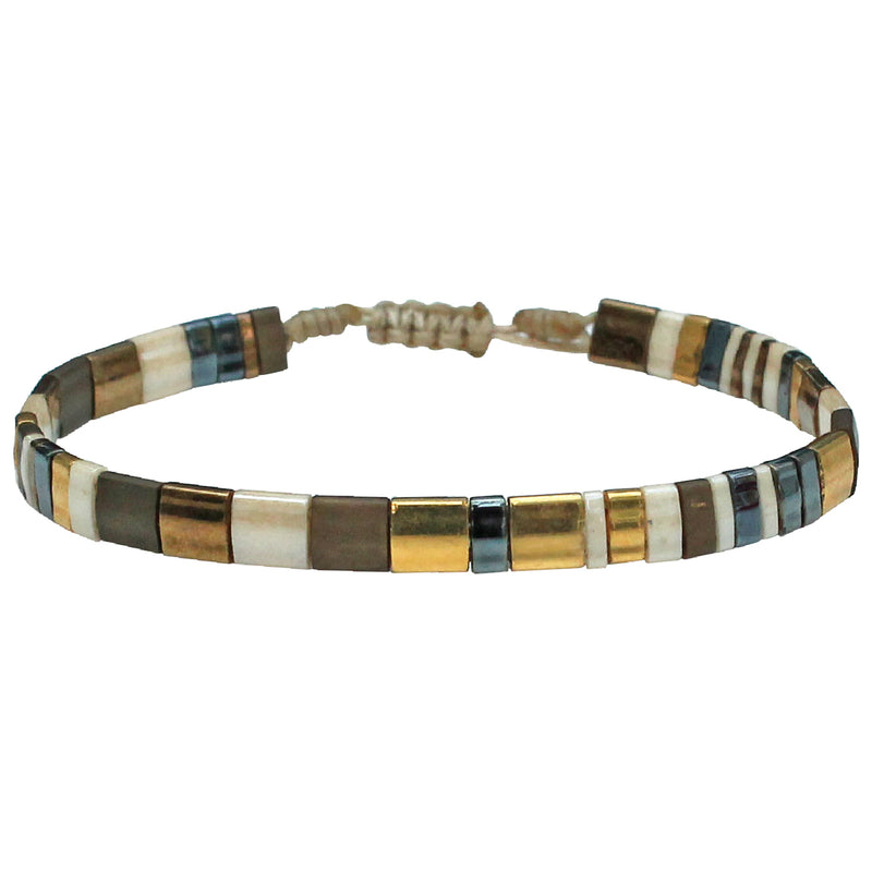 TILA BRACELET IN NEUTRAL TONES