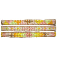 MULTICOLOR BRACELET SET