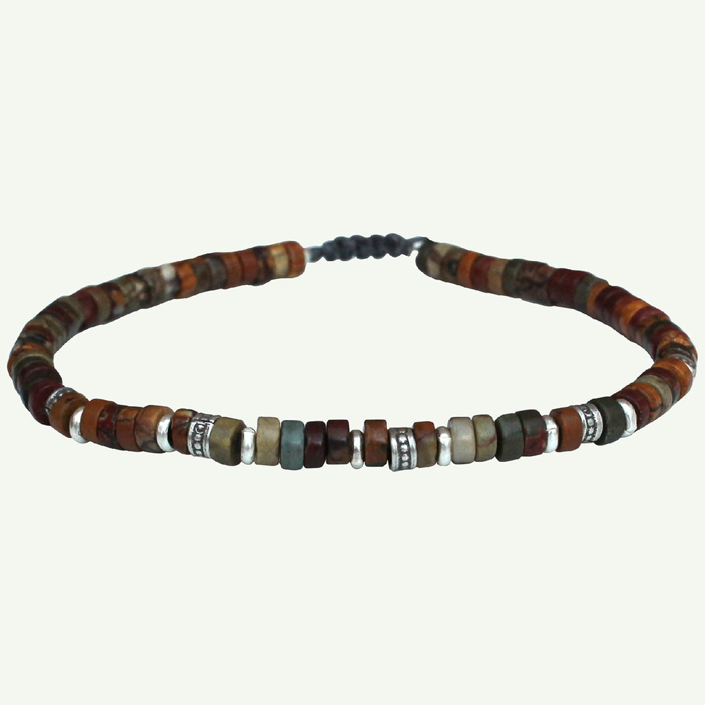 PICASSO JASPER BRACELET FOR HIM