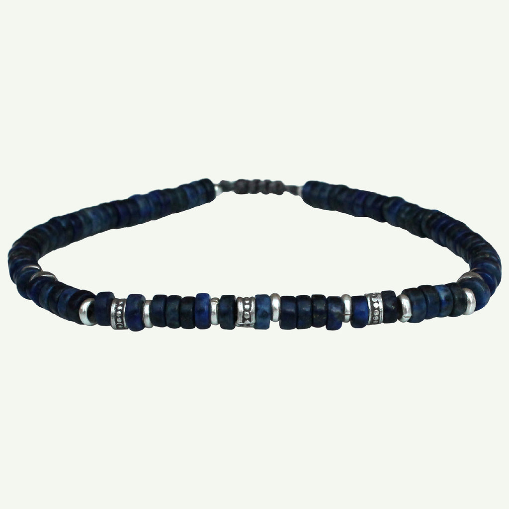 SODALITE  BRACELET FOR HIM